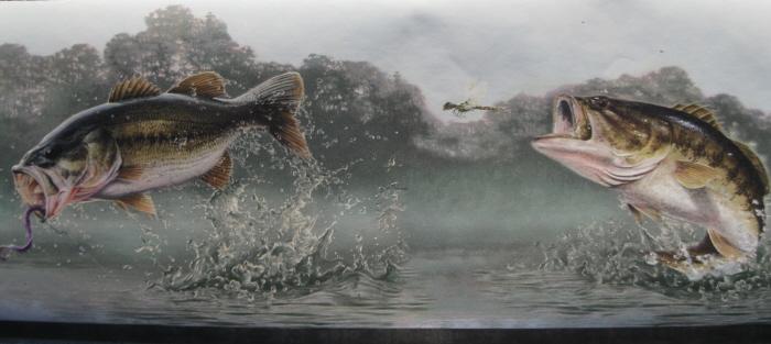 bass fishing wallpaper images
